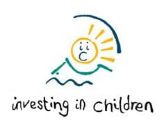 Investing in Children logo